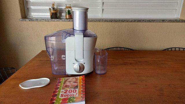Máquina de suco, juicer walita. - Foto 2