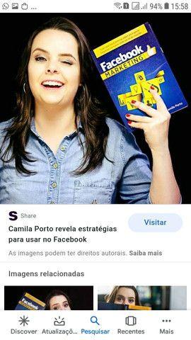 Livro Facebook Marketing  - Foto 2