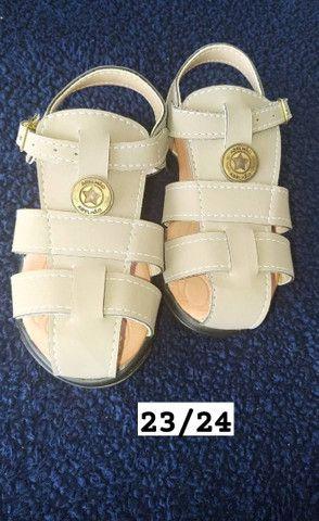 Sandália infantil personalizada - Foto 3