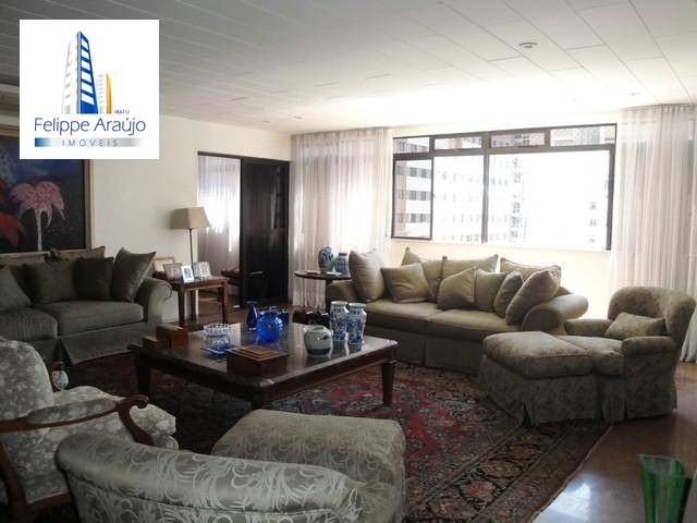 Apartamento com 4 dormitórios à venda, 251 m² por R$ 820.000,00 - Meireles - Fortaleza/CE - Foto 2