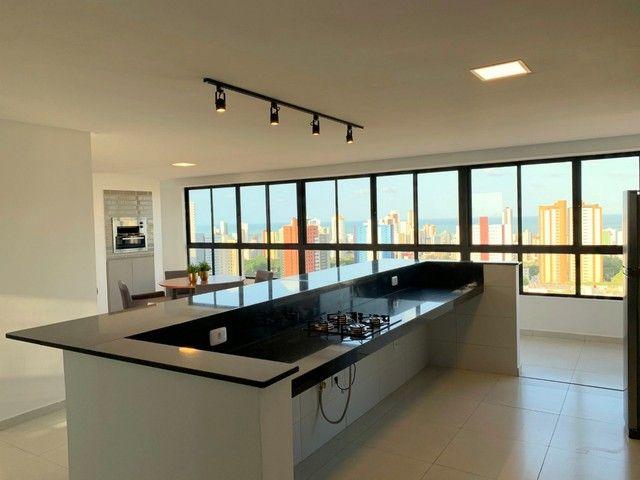 Apartamento para venda possui 52m² quadrados com 2 quartos em Miramar - João Pessoa - PB - Foto 5