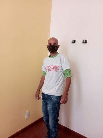 Pintor residencial e comercial.Fone: * - Foto 2