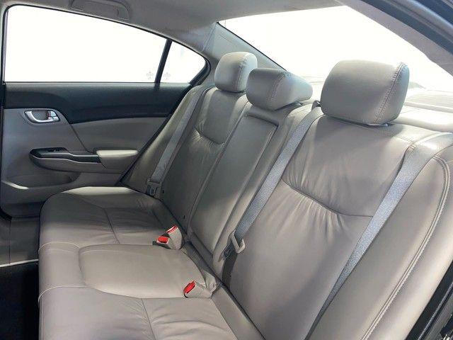 Honda CIVIC Civic Sedan LXR 2.0 Flexone 16V Aut. 4p - Foto 10