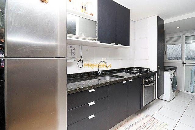 Res. Bonjour- Apartamento 2 quartos, sendo 1 suíte, sacada com churrasqueira e 1 vaga de g - Foto 8