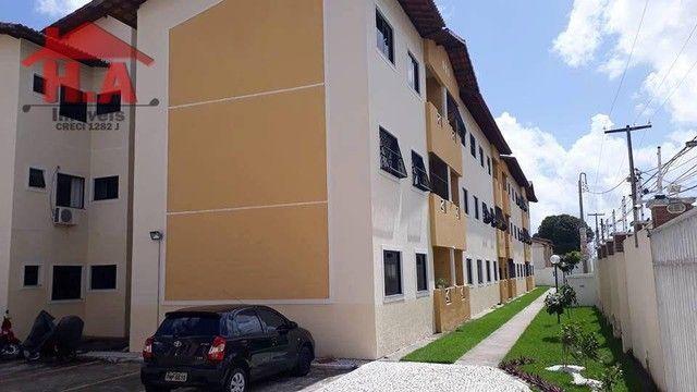 Apartamento com 3 dormitórios à venda, 63 m² por R$ 220.000 - Mondubim - Fortaleza/CE - Foto 5