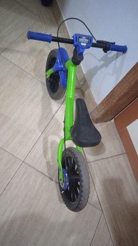 Bicicleta de equilíbrio - Foto 3