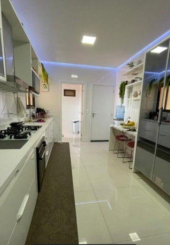 Apartamento para venda possui 182m2 4 suítes Jd das Américas - Foto 12