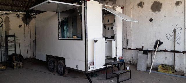 Refomas er fabricaçao de trailers er reboques em geral - Foto 6
