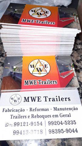 Refomas er fabricaçao de trailers er reboques em geral