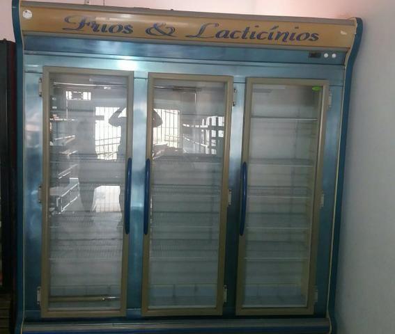 Refrigeradores e balcão para comércio