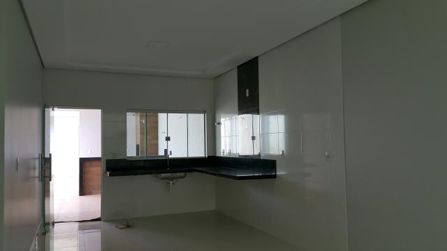 Casa nova 3quartos 3 suítes piscina churrasqueira rua 8 Vicente pires - Foto 14