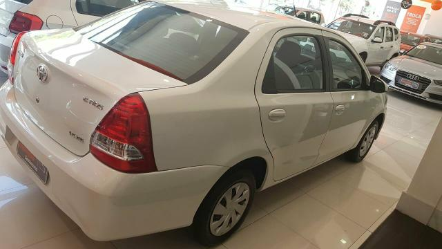 Toyota Etios Toyota Etios XS sedan 1.5 16 v automático - Foto 3
