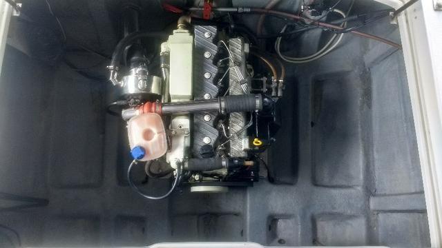 Lancha Carbrasmar Diesel - Foto 8