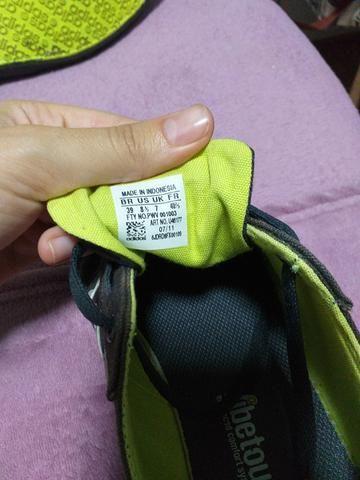 Tênis adidas camuflado original - Foto 3