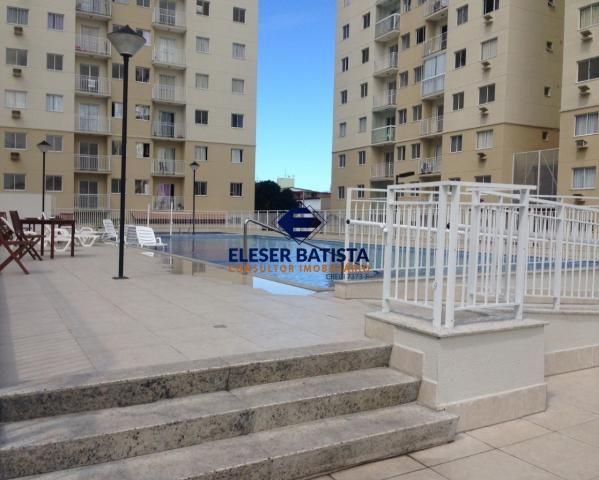 Apartamento à venda com 3 dormitórios em Villaggio limoeiro, Serra cod:AP00224 - Foto 10