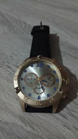 Relógio Dourado (NOVO) - Foto 4