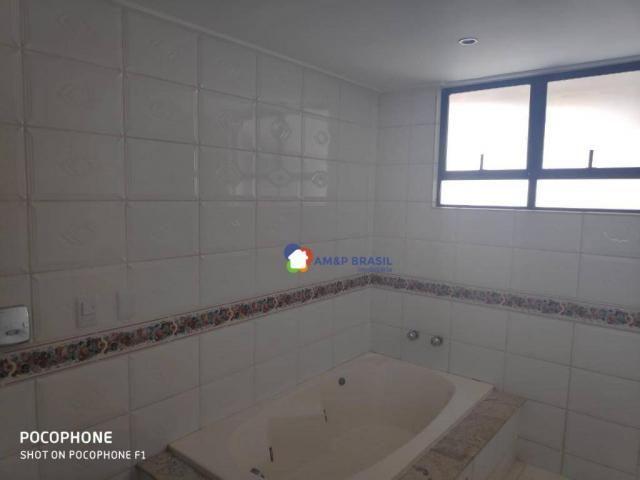 Apartamento com 4 dormitórios à venda, 270 m² por r$ 880.000,00 - setor bueno - goiânia/go - Foto 19