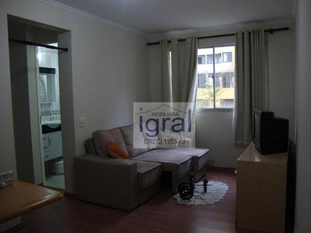Vende Apartamento Vila Parque Jabaquara - R$ 360.000,00 - Foto 4