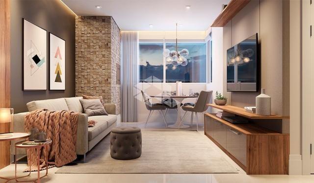 Apartamento à venda com 2 dormitórios em São roque, Bento gonçalves cod:9914242 - Foto 2