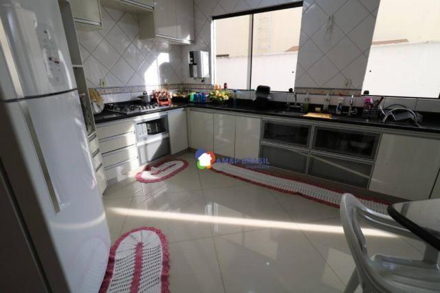 Sobrado com 4 dormitórios à venda, 380 m² por R$ 1.600.000,00 - Residencial Granville - Go - Foto 9