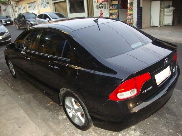 Vendo Honda Civic 2008/2008 1.8 LXS 16V Flex 4P Automático - Foto 2