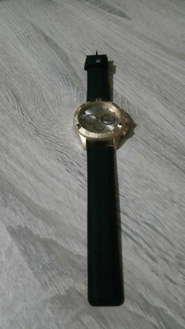 Relógio Dourado (NOVO) - Foto 3