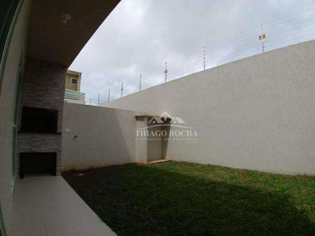 Sobrado com 3 dormitórios à venda, 134 m² por r$ 520.000,00 - cruzeiro - são josé dos pinh - Foto 17