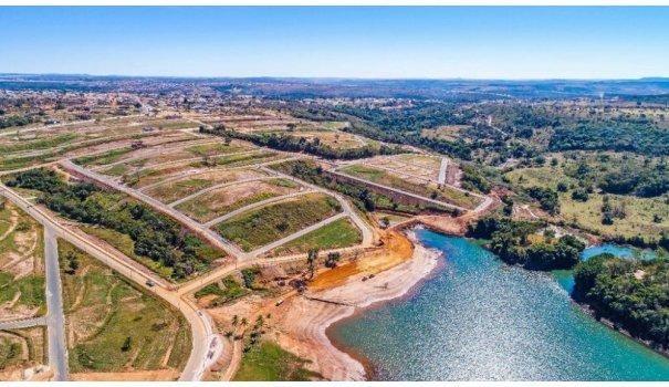 Lago Sul lotes parcelados as margens do Lago Corumbá em Caldas novas - Foto 15