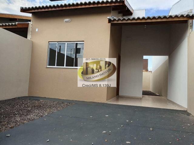Casa à venda com 2 dormitórios em Nova três lagoas, Três lagoas cod:410 - Foto 15