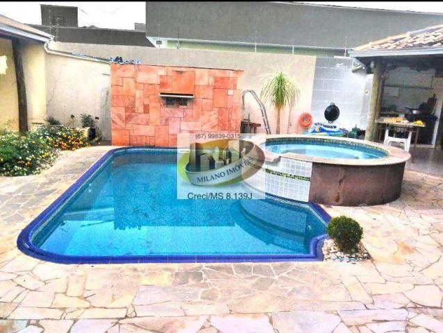 Casa à venda com 3 dormitórios em Ipê, Três lagoas cod:391 - Foto 2
