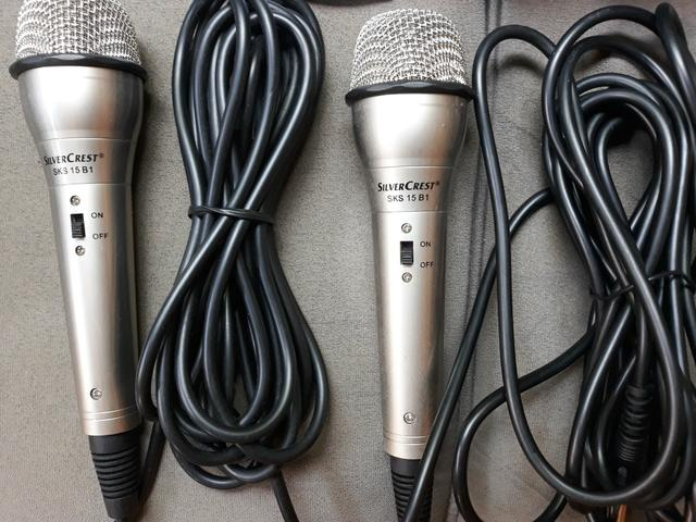 Microfones - Foto 2