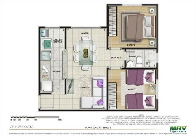 Passo direito de apartamento - Foto 14