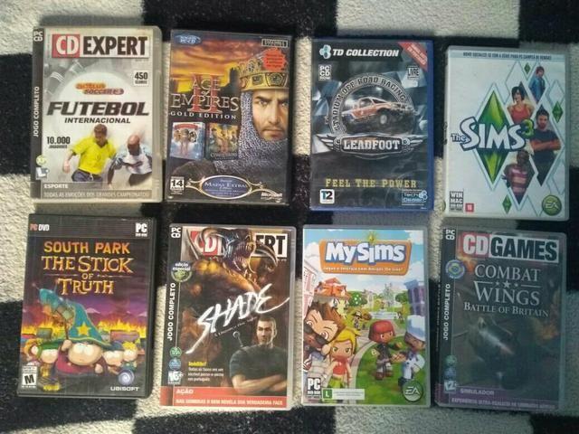 12 jogos de PC $40 - Foto 2