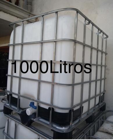 Ibc contêiner 1000litros