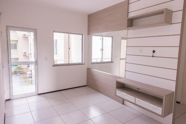 Vendo apartamento em Fortaleza no bairro Lagoa Redonda com 3 quartos, 189.900,00 - Foto 2