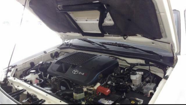 Hilux SRV diesel 4x4 - Foto 7