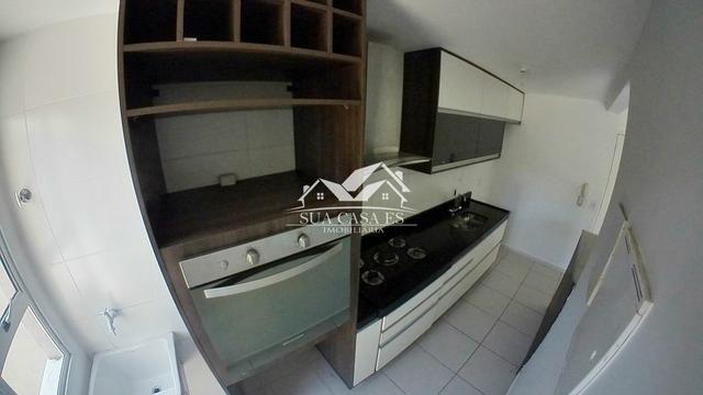 GM - Lindo Apartamento com Quintal Condomínio Club Villaggio Laranjeiras - ES - Foto 10