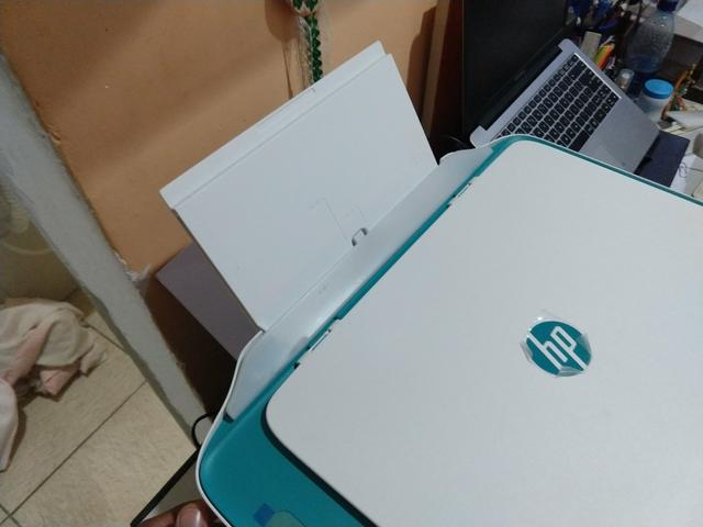 Impressora Multifuncional Deskjet Ink Advantage 2676