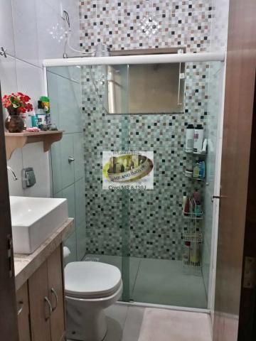 Casa à venda com 2 dormitórios em Ipê, Três lagoas cod:405 - Foto 10