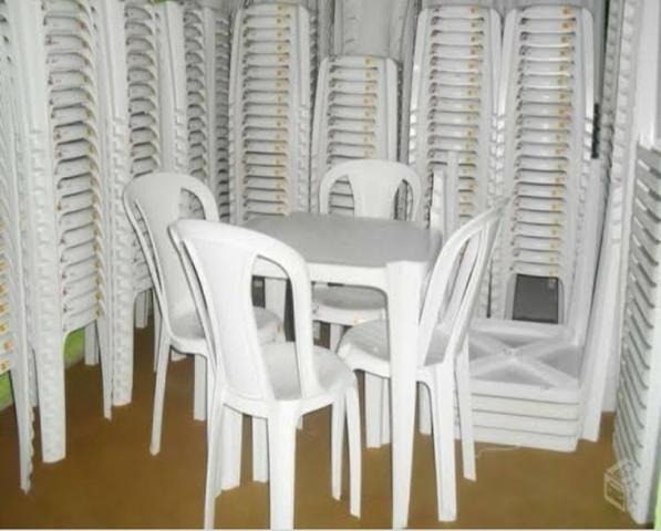 Cadeiras (aluguel) - Foto 2