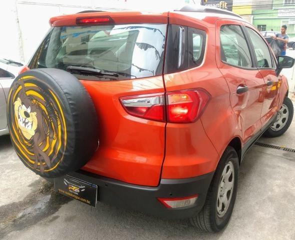 Ford Ecosport SE 1.6 2012/2013 Flex+GNV 4p Manual - Foto 6