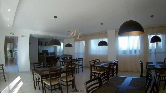 Aluga-se apartamento semi-mobiliado Pinheirinho, ótima localização - Foto 18