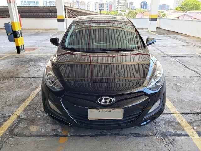 Hyundai I30 Preto Automático Completão Zerado 57000km Rodas