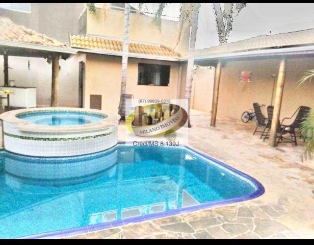 Casa à venda com 3 dormitórios em Ipê, Três lagoas cod:391 - Foto 4
