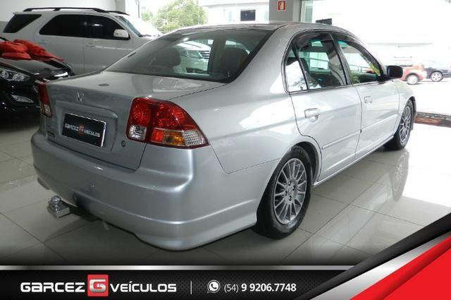 Honda Civic EX 1.7 Automático Completíssimo Legalizado Baixo - Foto 3
