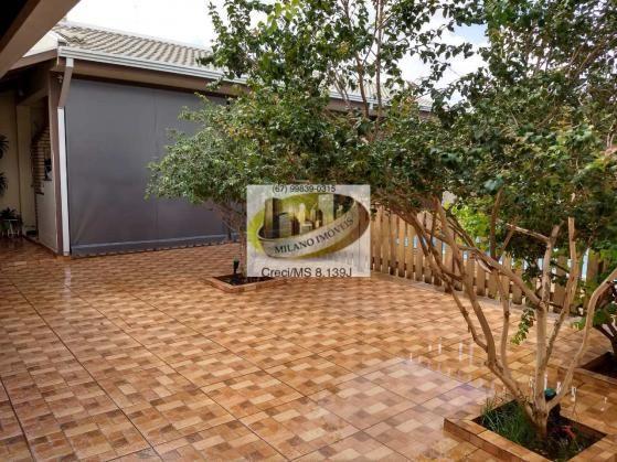 Casa à venda com 2 dormitórios em Ipê, Três lagoas cod:405 - Foto 17