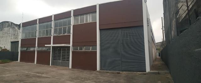 Galpão Industrial, Comercial e logística de 800m c/ terreno 1.800m V. Remédios Osasco - Foto 2