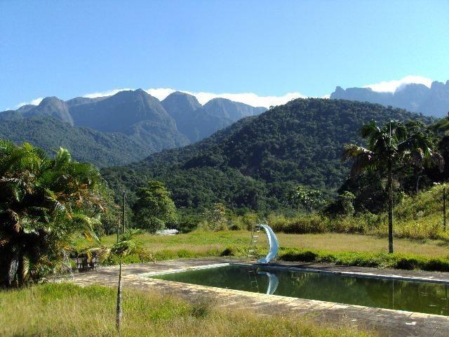 Guapimirim Sítio com 12 Alqueires e com 03 lagos e 03 Nascentes - Foto 3