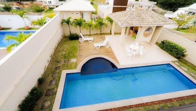 Casa de 4 suites com Piscina Privativa no Alphaville II Analisamos Permuta R$ 1.750.000,00 - Foto 2
