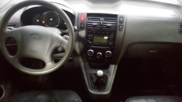 HYUNDAI TUCSON 2008/2008 2.0 MPFI GL 16V 142CV 2WD GASOLINA 4P MANUAL - Foto 6